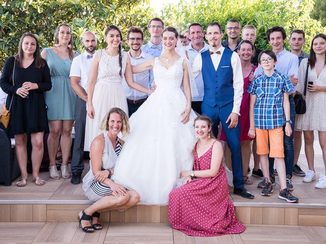 Le mariage de Tristan et Marine à Gignac, Hérault 342