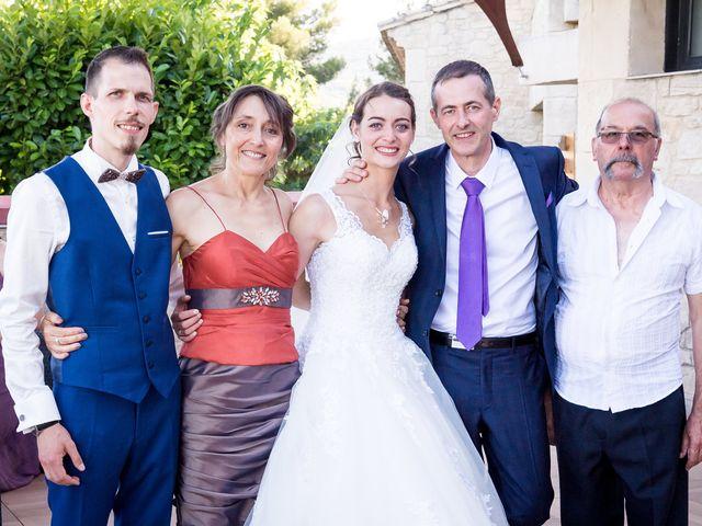Le mariage de Tristan et Marine à Gignac, Hérault 345