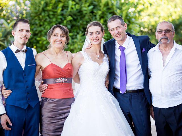 Le mariage de Tristan et Marine à Gignac, Hérault 346