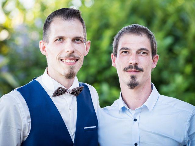 Le mariage de Tristan et Marine à Gignac, Hérault 365