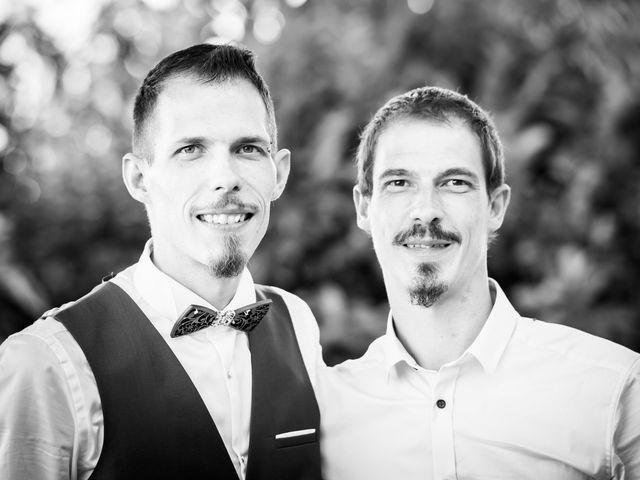 Le mariage de Tristan et Marine à Gignac, Hérault 366