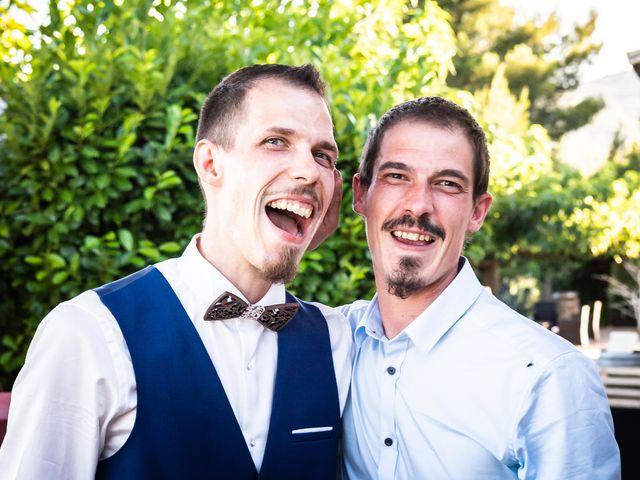 Le mariage de Tristan et Marine à Gignac, Hérault 367