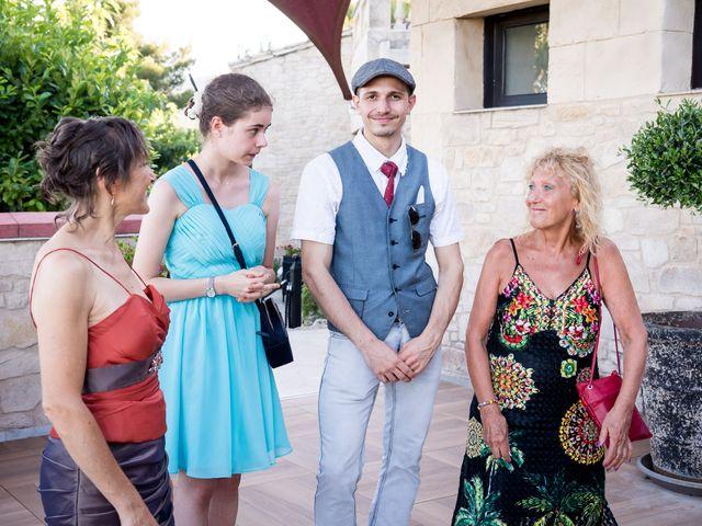 Le mariage de Tristan et Marine à Gignac, Hérault 371