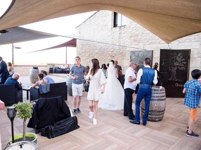 Le mariage de Tristan et Marine à Gignac, Hérault 389