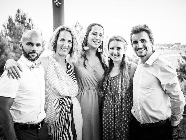 Le mariage de Tristan et Marine à Gignac, Hérault 414
