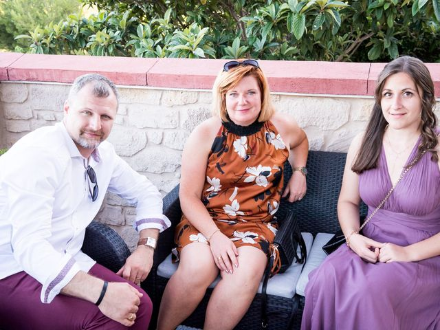 Le mariage de Tristan et Marine à Gignac, Hérault 420