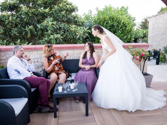 Le mariage de Tristan et Marine à Gignac, Hérault 421