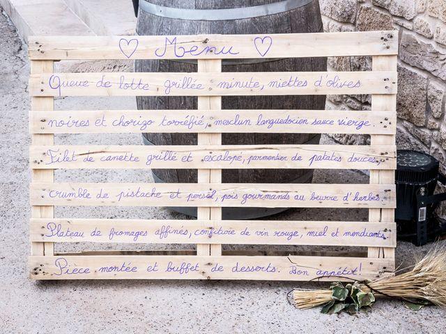 Le mariage de Tristan et Marine à Gignac, Hérault 425