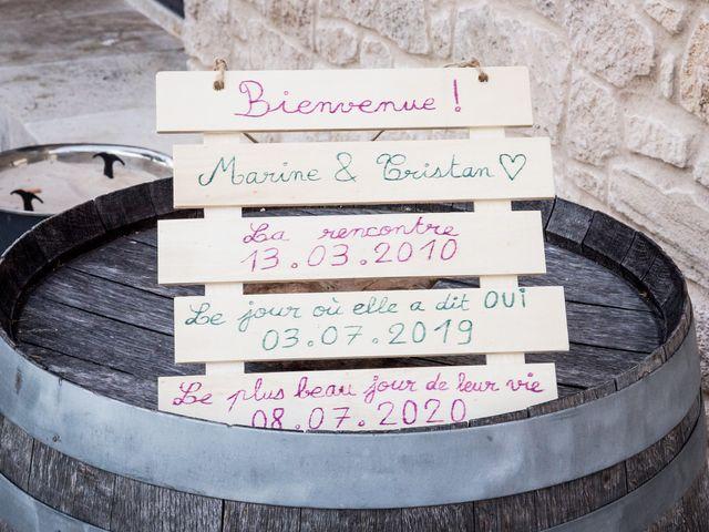 Le mariage de Tristan et Marine à Gignac, Hérault 426