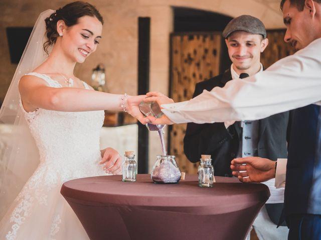 Le mariage de Tristan et Marine à Gignac, Hérault 448