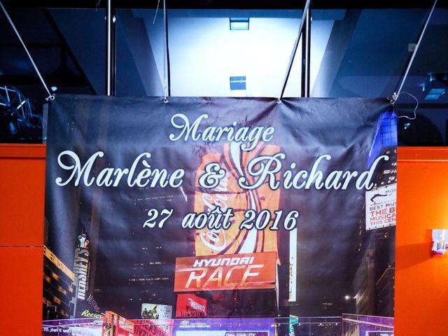 Le mariage de Richard et Marlène à Metz, Moselle 23