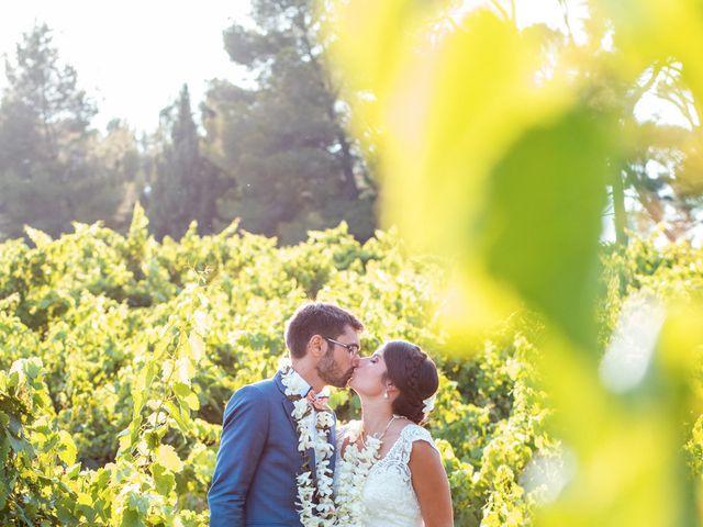 Le mariage de Julien et Julie à Sorgues, Vaucluse 2