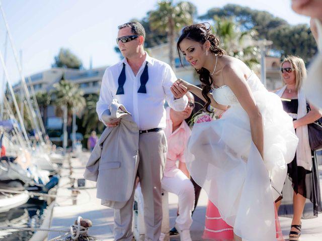 Le mariage de Cyril et Léa à Marseille, Bouches-du-Rhône 8