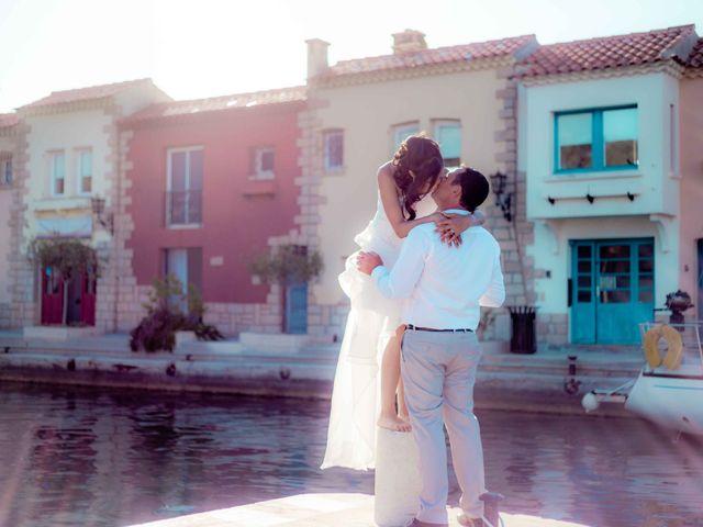 Le mariage de Léa et Cyril