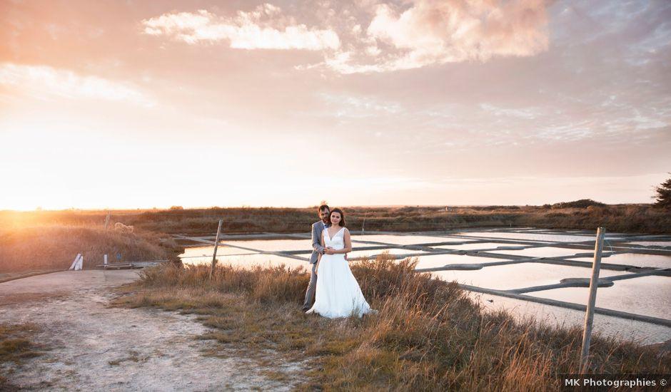 Le mariage de Miguel et Adriana à Campbon, Loire Atlantique