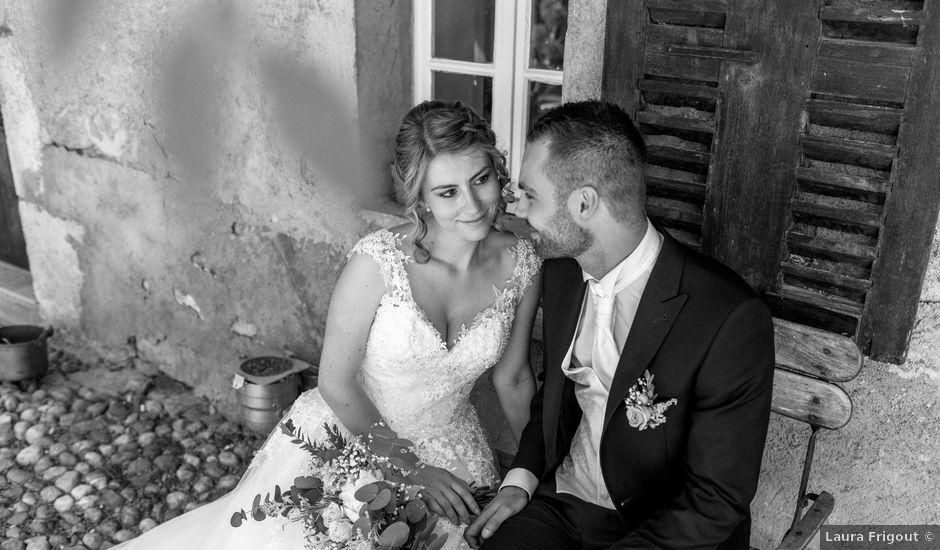Le mariage de Gauthier et Laetitia à Saint-Sixt, Haute-Savoie