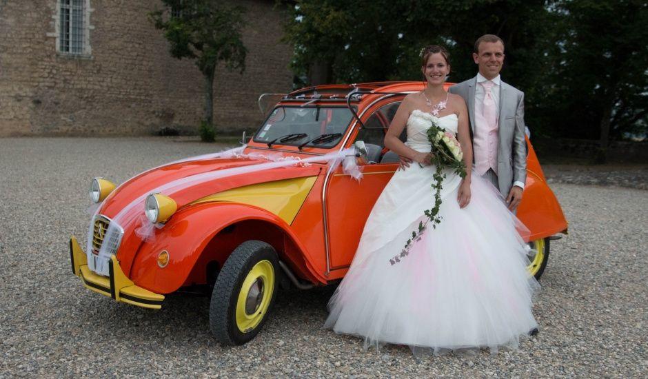 Le mariage de Elodie et Anthony à Domessin, Savoie