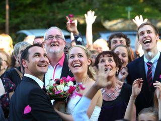 Le mariage de Perrine et Laurent
