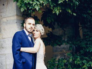 Le mariage de Sophie et Demesmay