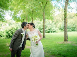 Le mariage de Laurence et Philippe 1