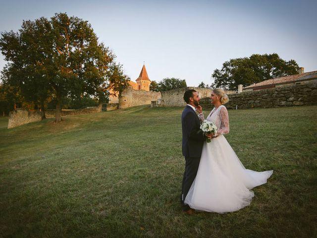 Le mariage de Alex et Julie à Saint-Gènes-de-Castillon, Gironde 9
