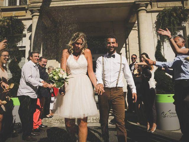 Le mariage de Alex et Julie à Saint-Gènes-de-Castillon, Gironde 16