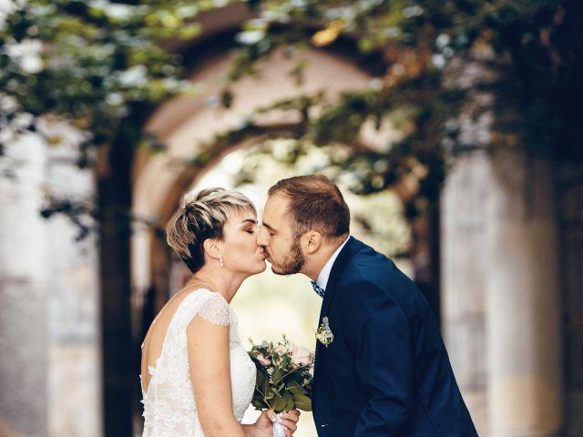 Le mariage de Demesmay  et Sophie à Besançon, Doubs 1