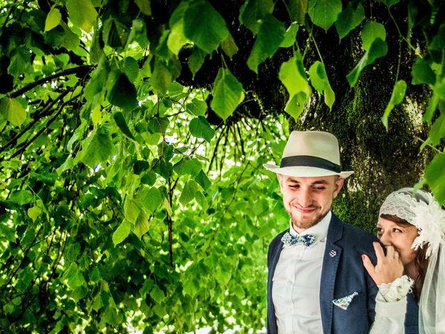 Le mariage de Noémie et Simon