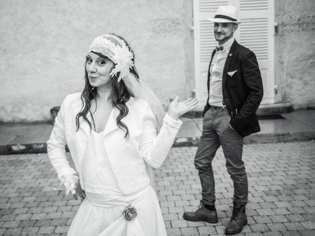 Le mariage de Simon et Noémie à Bouvesse-Quirieu, Isère 4