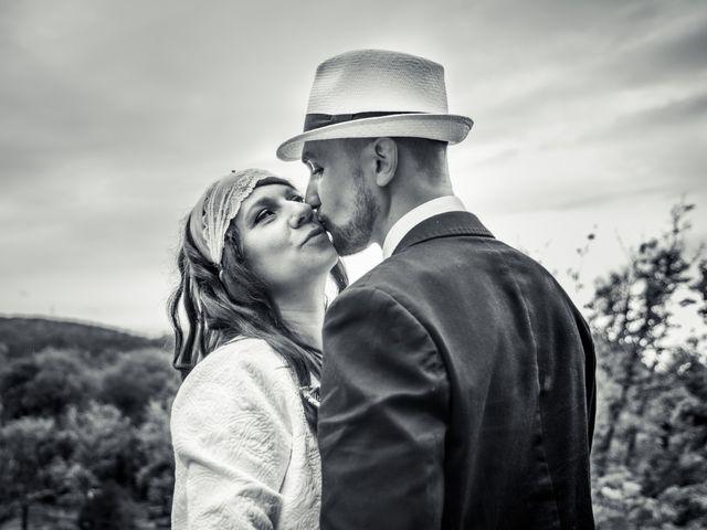 Le mariage de Simon et Noémie à Bouvesse-Quirieu, Isère 1