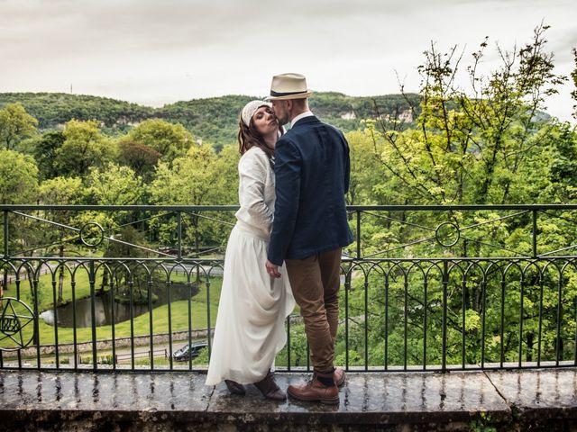 Le mariage de Simon et Noémie à Bouvesse-Quirieu, Isère 6