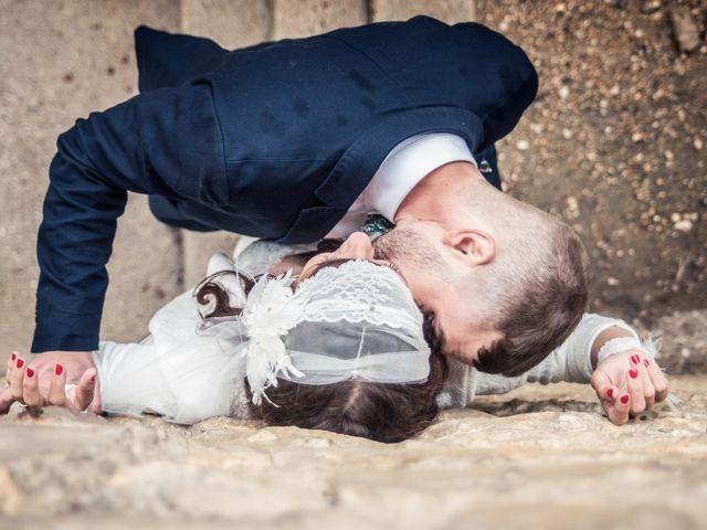 Le mariage de Simon et Noémie à Bouvesse-Quirieu, Isère 8