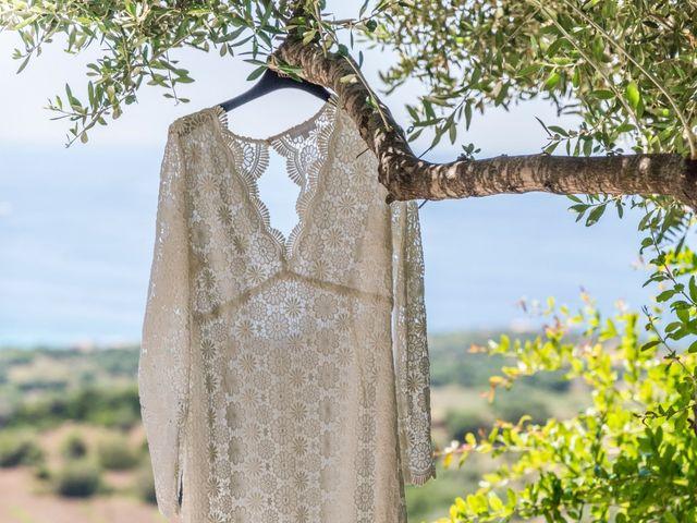 Le mariage de Mathieu et Raphaelle à Corbara, Corse 3