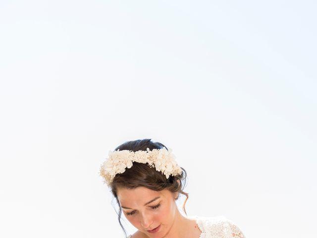 Le mariage de Raphaelle et Mathieu