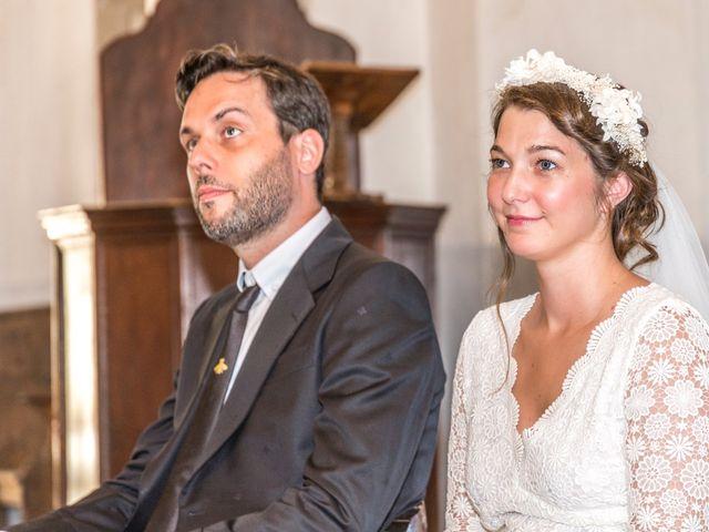 Le mariage de Mathieu et Raphaelle à Corbara, Corse 7