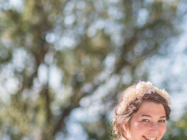 Le mariage de Mathieu et Raphaelle à Corbara, Corse 10