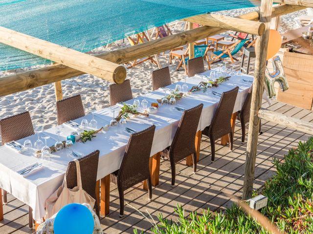 Le mariage de Mathieu et Raphaelle à Corbara, Corse 17
