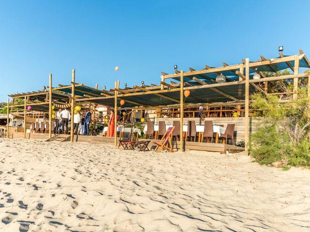 Le mariage de Mathieu et Raphaelle à Corbara, Corse 22