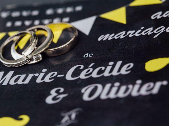 Le mariage de Olivier et Marie-Cécile à Saint-Germain-des-Prés, Tarn 10