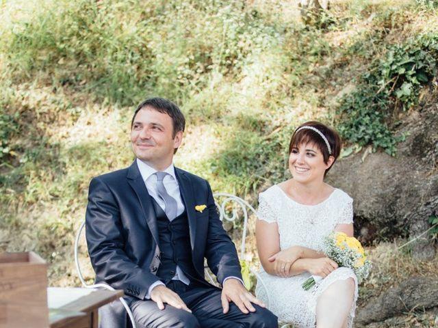 Le mariage de Olivier et Marie-Cécile à Saint-Germain-des-Prés, Tarn 81