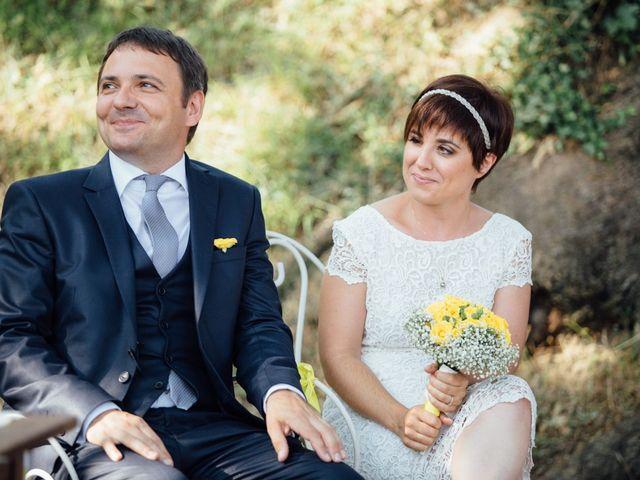 Le mariage de Olivier et Marie-Cécile à Saint-Germain-des-Prés, Tarn 85