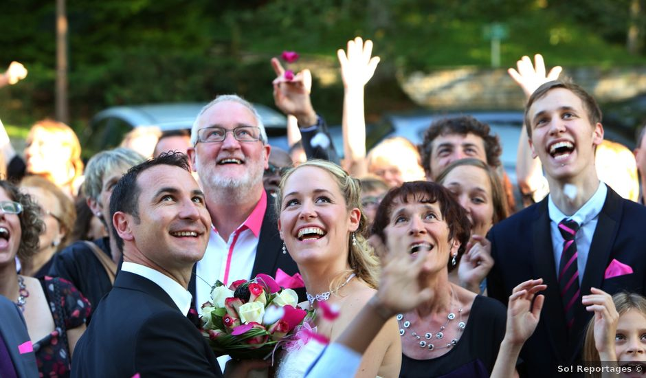 Le mariage de Laurent et Perrine à Besançon, Doubs