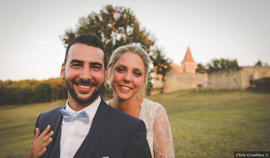Le mariage de Alex et Julie à Saint-Gènes-de-Castillon, Gironde