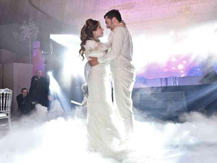 Le mariage de Eva et Alexis