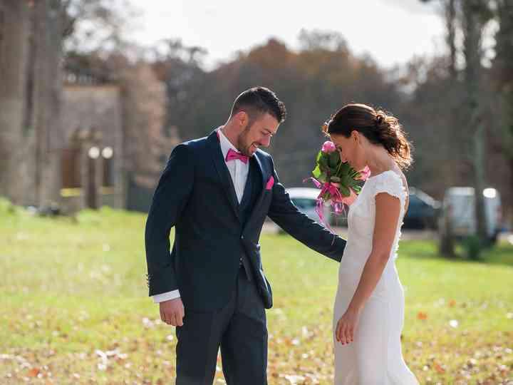 Le mariage de Yannick et Fabien