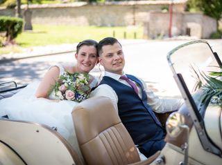 Le mariage de Camille et Benoît
