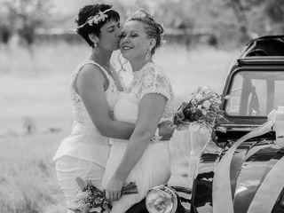 Le mariage de Nadège et Magali 1