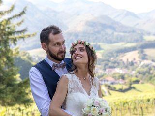 Le mariage de Sophie et Tony