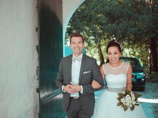 Le mariage de Samia et Benjamin