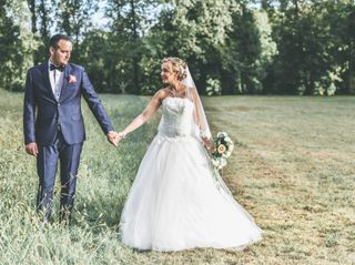 Le mariage de Jean Christophe  et Vanessa 3